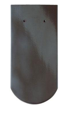 19 королевский серый ГЛАЗУРОВАННЫЙ керамическая черепица braas опал