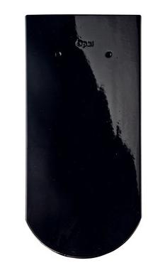 23 черный бриллиант ТОП-ГЛАЗУРЬ керамическая черепица braas опал